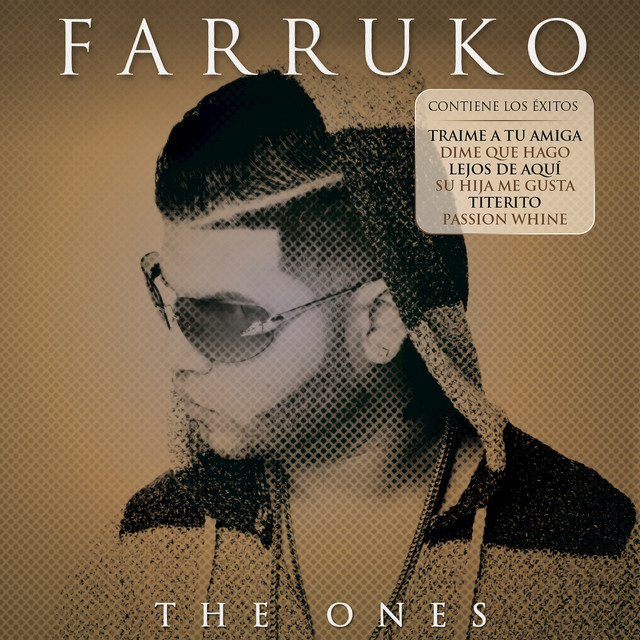 Farruko The Ones album cover