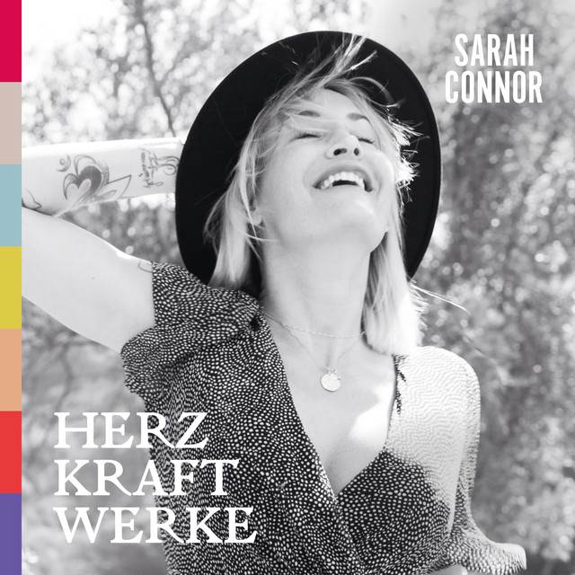 Album cover for HERZ KRAFT WERKE (Deluxe Version) by Sarah Connor