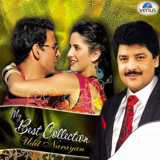 My Best Collection of Udit Narayan Albumcover