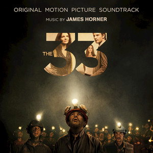 The 33: Original Motion Picture Soundtrack Albumcover