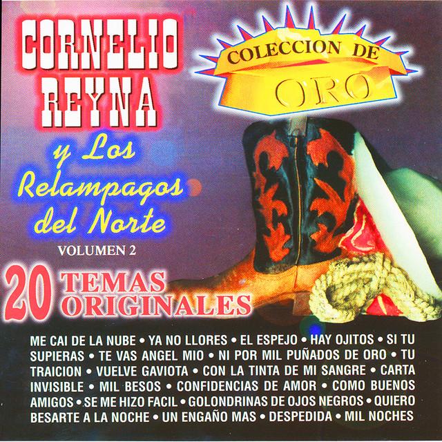 """Coleccion de Oro """"20 Temas Originales"""" Vol. 2"""