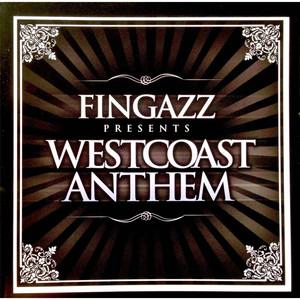 Fingazz, Mr. Shadow West Side cover
