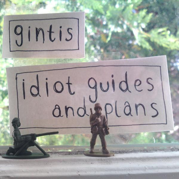 Gintis tickets and 2018 tour dates