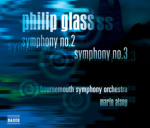 Glass, P.: Symphonies Nos. 2 and 3 Albümü