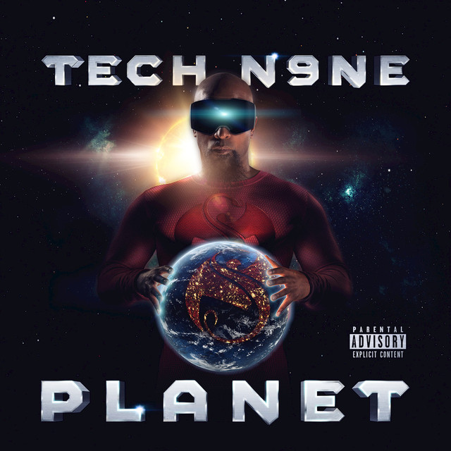 Tech N9ne Planet album cover