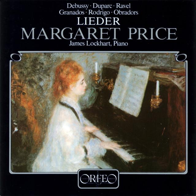 Lieder: Margaret Price