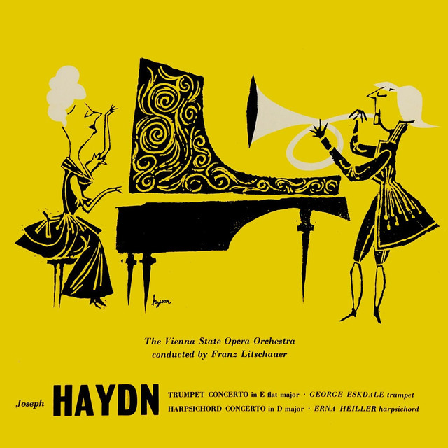Haydn trumpet concerto harpsichord concerto by franz for Georg direttore orchestra ungherese