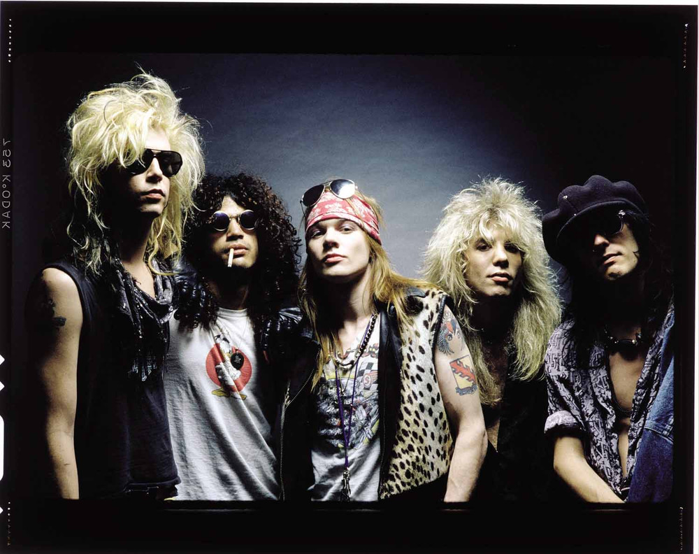 Guns N' Roses tickets and 2018  tour dates