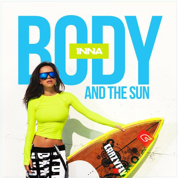 Body and the Sun Albumcover