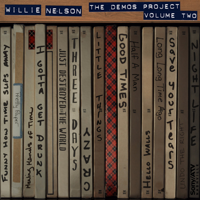 Willie Nelson: The Demos Project, Vol. Two