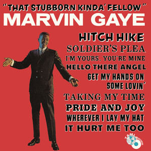 That Stubborn Kinda' Fellow - Marvin Gaye