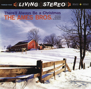 The Ames Brothers Silver Bells cover