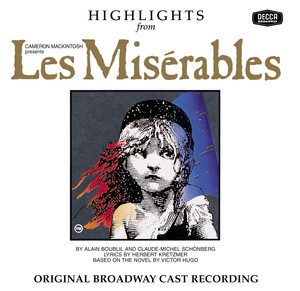 Claude-Michel Schönberg, Alain Boublil, Jean-Marc Natel, Herbert Kretzmer, Cindy Benson, Jesse Corti, Robert Billig One Day More - New York/Original Broadway Cast Version/1987 cover