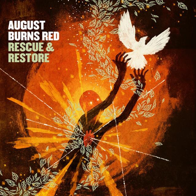 August Burns Red Rescue & Restore album cover