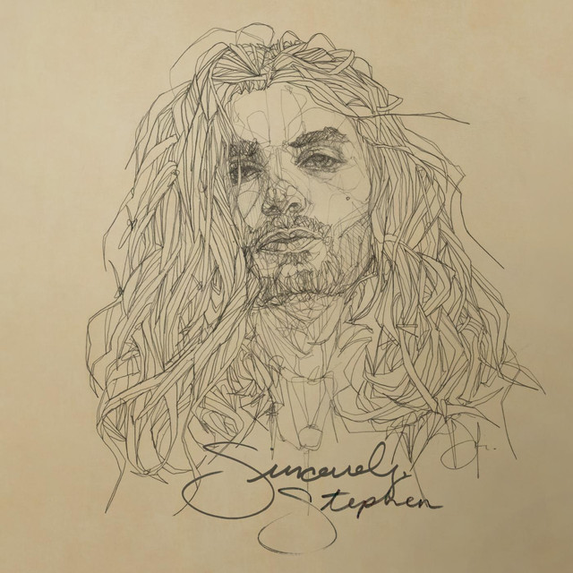 Album cover for Sincerely by Stephen