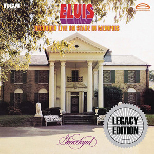 Elvis Recorded Live on Stage in Memphis album