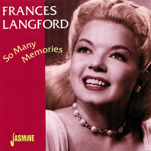 Frances Langford So Many Memories cover