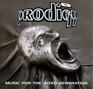 The Prodigy Poison cover