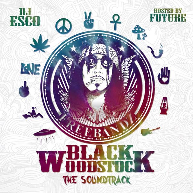 Black Woodstock Albumcover
