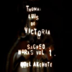 Tomás Luis de Victoria: Sacred Works, Vol. 1 (Arr. for Guitar) Albumcover