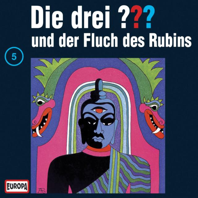 005 - und der Fluch des Rubins Cover