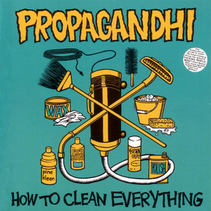 How to Clean Everything album