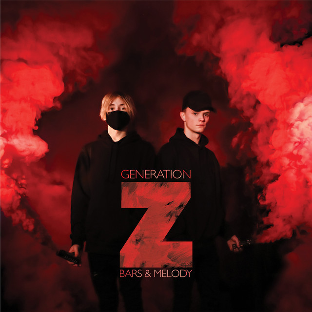 Album cover for Generation Z by Bars and Melody