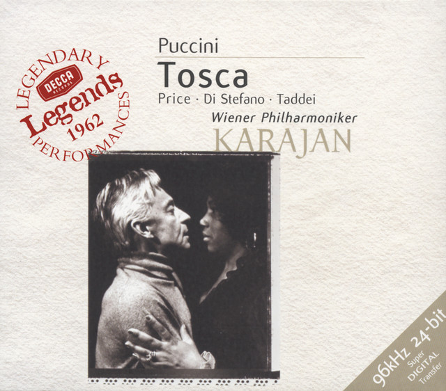 Puccini: Tosca (2 CDs)