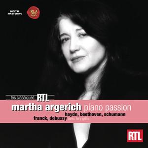 Martha Argerich - Coffrets RTL Classiques Albumcover