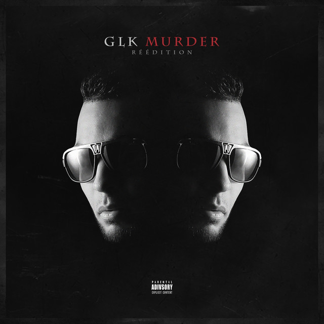 Album cover for Murder (Réédition) by GLK