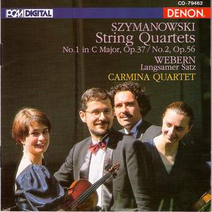 Carmina Quartet [Artist]