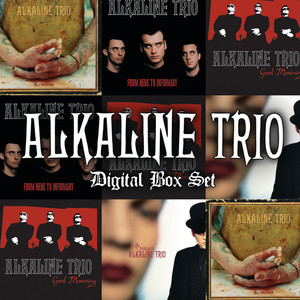 Alkaline Trio Mercy Me cover