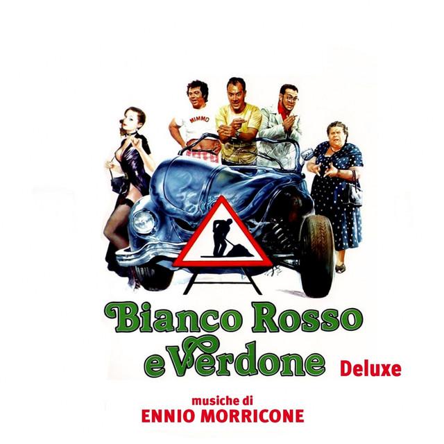 Bianco Rosso e Verdone (Deluxe) (Colonna sonora originale del film) Albumcover