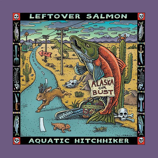 Leftover Salmon Aquatic Hitchhiker album cover