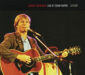 Live At Cedar Rapids - 12/10/87 Albumcover