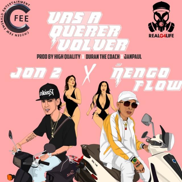 Vas a Querer Volver (feat. Neñgo Flow)
