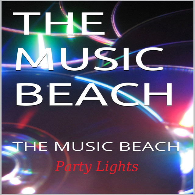 Party Lights By The Music Beach