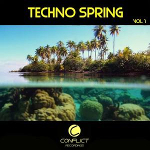 Techno Spring, Vol. 1 Albumcover