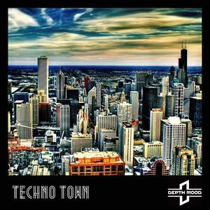 Techno Town Albumcover
