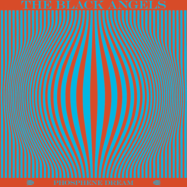 Album cover for Phosphene Dream by The Black Angels