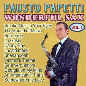 Wonderful Sax Vol 1 album
