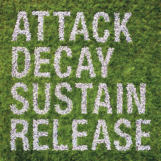 Attack Decay Sustain Release Albumcover