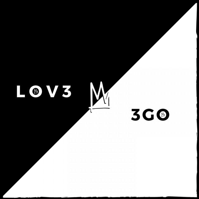 Album cover for LOV3 & 3GO by Kings