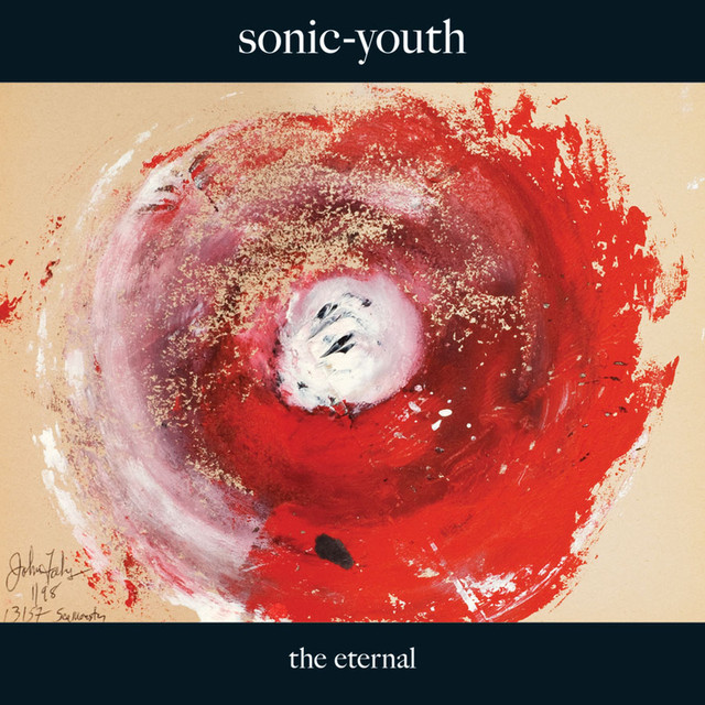 Album cover for The Eternal by Sonic Youth