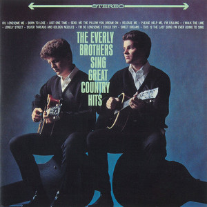 The Everly Brothers Sing Great Country Hits Albumcover