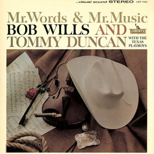 Bob Wills & His Texas Playboys, Bob Wills Roly Poly cover