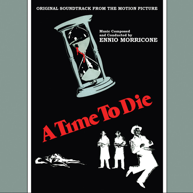 A Time To Die Albumcover