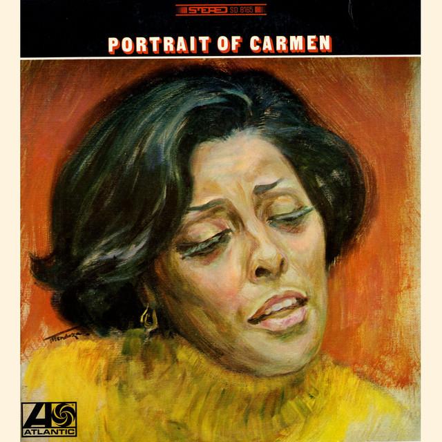 Portrait Of Carmen