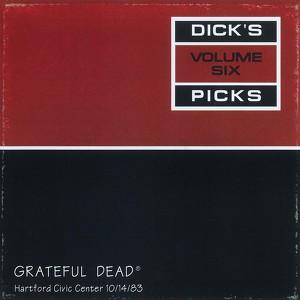 Dick's Picks Vol. 6: 10/14/83 Albumcover