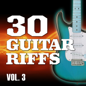 30 Guitar RIFFS Vol.3 Albumcover